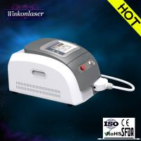Buy quality Portable Fast Permanent 808nm Diode Laser Wind Water Skin Cooling System at wholesale prices