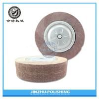 Buy cheap Long Working Life Flap Polishing Wheel , Abrasive Flap Wheels For Metal product
