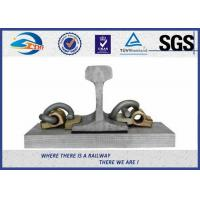 Buy cheap Customized E Elastic Rail Clips HDG Steel 60Si2MnA as Track Part product