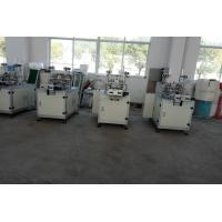 Buy cheap Non Woven Medical Surgical Face Mask Making Machine For Outside Ear Loop Welding product