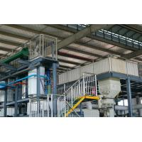 Buy cheap Fully Continuous Waste Plastic Pyrolysis Machine That Turns Plastic Into Oil product