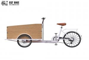 Buy cheap 150kg Load Disc Brake Pedal Tricycle Cargo Bike Multifunctional product