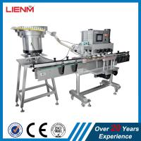 Buy cheap Automatic Plastic Glass Bottle Capping Sealing Machine Cap Screwing Machine Tool product