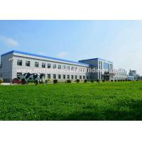 Buy cheap Commercial Fire Proof Prefabricated Steel Structures With A36 A572 Material product