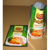 Buy quality Compound Aluminium Foil Bag Stand Up Pouches For Pickles / Instant Food at wholesale prices
