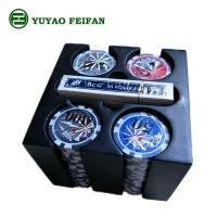 Buy cheap Poker Set 200 Plastic Square Tray High Value Poker Chips Party Game Set product