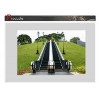 Buy cheap Speed 100 fpm Outside Elevator Escalator SN - ES - OD036 600 800 1000Mm Step from wholesalers