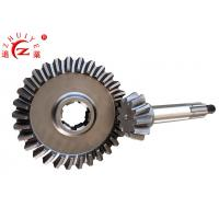 Buy cheap 20CrMnTi  Auto Rickshaw Gear , Cargo Tricycle Crown Wheel And Pinion Gear product