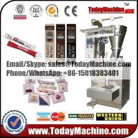Buy cheap packing machine with auger filler, semi auto filling machine with cups filler, from wholesalers