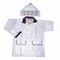 Buy cheap Outdoor Rain jacket, Various Colors and Designs are Available product