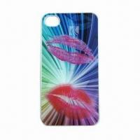 Buy cheap 3D Case for iPhone, Customized Colors and Logos are Accepted product