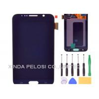 Buy cheap IPS Galaxy S6 Edge LCD Digitizer With Frame 2560x1440 Pixel Retina Display product