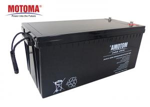Buy cheap Motoma Deep Cycle Lithium Ups Battery Replacement 200Ah  With BMS product