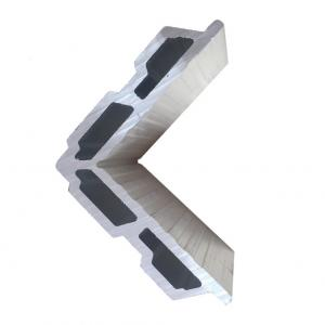 Buy cheap Aluminium Extruded Angle Corner Joint Fitting Frame For Windows product