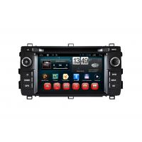 Buy cheap Android DVD Player Toyota Auris GPS Navigation Rearview Camera Input SWC TV product