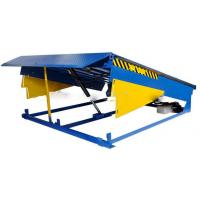 Buy cheap 6 - 20 Ton Loading Bays weight in 16mm Lip thickness Stationary product