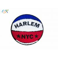 Buy cheap Vintage Basketball Shirt Custom Chenille Patches Extra Large Standard Size product
