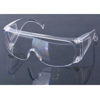 Buy cheap Pvc Hony Frame Material Newest Product Safety Goggles Eye Protection Clear Color from wholesalers