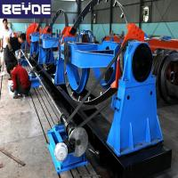 Buy cheap 2000 Kg Skip Stranding Machine 200 R / Min Rotation Speed For Core product