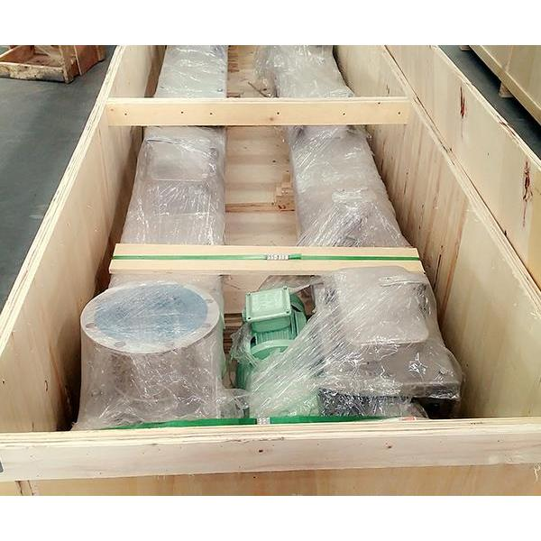 Double shafts screw feeders suppliers