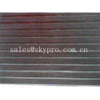 Buy cheap Smooth / embossed Surface heavy duty Rubber Sheet Roll , 2.5mm-20mm Thickness product