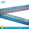 Buy cheap High Quality Custom Woven Nylon Jacquard Elastic Fabric Webbing Tape For Garment from wholesalers