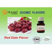 Buy cheap Pop Red Date Food Flavoring Extracts Flavoring Dairy Flavors Colorless To Light Yellow product