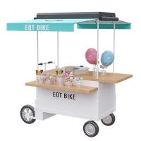 Buy cheap Multipurpose Commercial Bicycle Vending Cart With High Load Capacity product