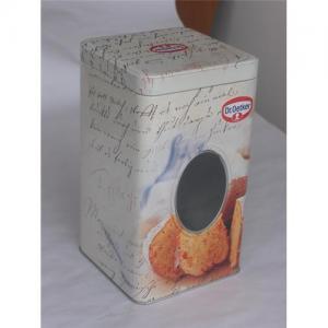 Sugar tin box