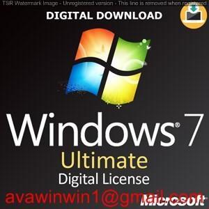 Buy cheap Multi Language Microsoft Windows 7 License Key Ultimate Retail Box With Disc FQC FQA product