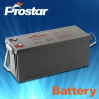 Buy cheap Prostar gel battery 12v 180ah product