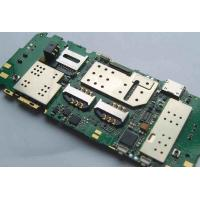 Buy cheap UL Prototype PCB Assembly Several connectors most bare copper 1.6MM board thickness product