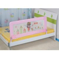 Buy quality Hide Away Extra Long Bed Rail For Senior With Soft Washable Mesh at wholesale prices