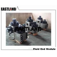 Buy cheap Mission L Shaped 7500 psi Mud Pump Module for PZ10/PZ11 from China product