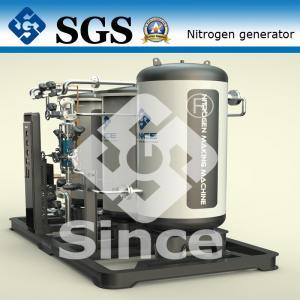 High Purity Tire PSA Nitrogen Generator System Automatic Operating