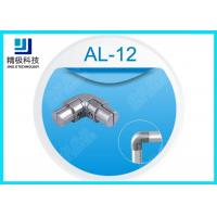 Buy cheap Aluminum Alloy Joints 90 Degrees Within Joint Sandblasting Internal Connector AL-12 product