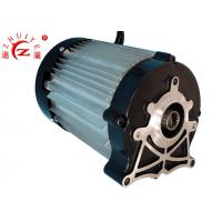 Buy cheap Square Wave Electric Vehicle Motor , 1.5KW 60V Brushless DC Motors product
