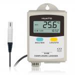 Buy cheap Fast Response Temperature Humidity Data Logger For Transportation External Sensor product