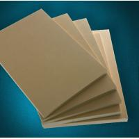 Buy cheap Advertising Sign Cellular WPC Foam Board High Hardness Customed Colours product
