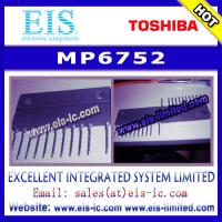 Buy quality MP6752 - TOSHIBA - HIGH POWER SWITCHING APPLICATIONS MOTOR CONTROL APPLICATIONS at wholesale prices