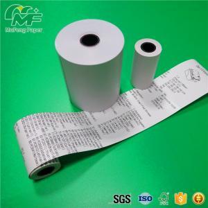 80*60mm Thermal Cash Register Paper Rolls for Cash Register/POS/PDQ Machine & Small Ticket Printer