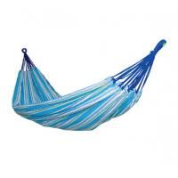Buy quality Canvas Hammock Cotton Hammock Cotton Fabric Hammock at wholesale prices