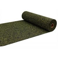 Buy cheap Wearproof Sound Insulation Commercial Rubber Floor Mats Roll 12mm product
