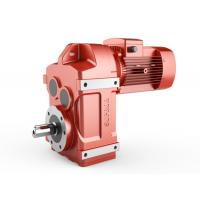 Quality Parallel Shaft Helical Gearmotor F series SUPROR for sale