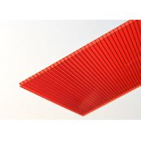 Buy cheap Impact Resistant Polycarbonate Roofing Sheets For Greenhouse , Swimming Pool product