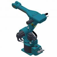 Buy cheap Industrial Robotic Welding Robot 12 Bit Accuracy With Ether CAT Servo System from wholesalers