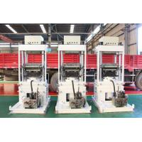 Buy cheap 100 Ton Hydraulic Press Machine , Automotive Press Machine For Friction Materials product
