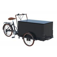 Buy cheap Electric Retail Display Cart , Mobile Display Cart With Shock Absorber product