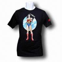 Buy cheap Men's T-shirt, Made of Cotton, Various Sizes are Available product