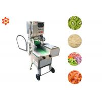 Buy cheap Electric Slicer Vegetable Processor Machine Industrial Fruit Vegetable Cutter product